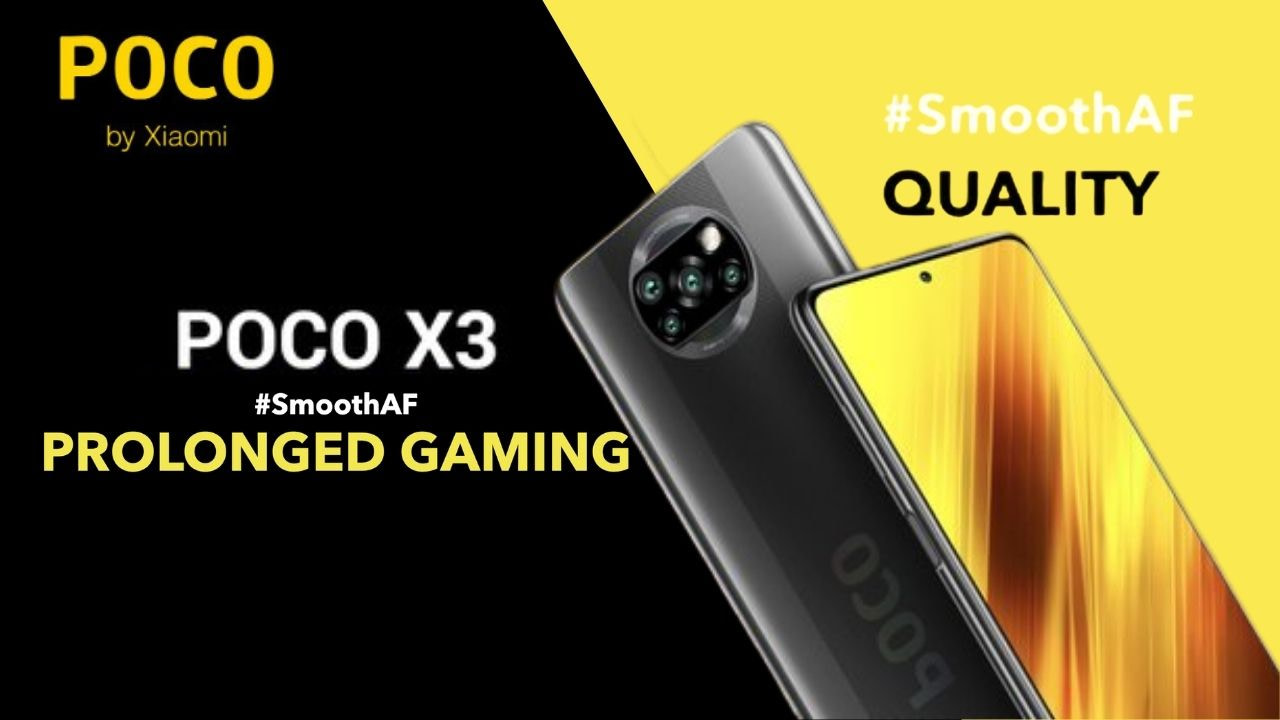 Poco X3 launched with 6000 mAH battery and Snapdragon 732G chipset in India: Price, Specs. : Trending Talk